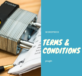 Terms and Conditions WordPress plugin