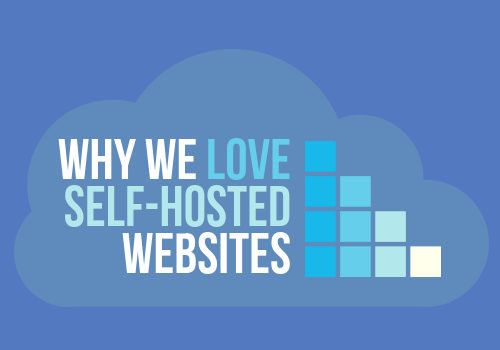 Why we love self-hosted small business websites. (and you should, too!)